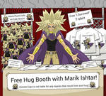 Marik at Anime Expo