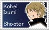 World Trigger - Kohei Izumi Stamp by SundanceAnn