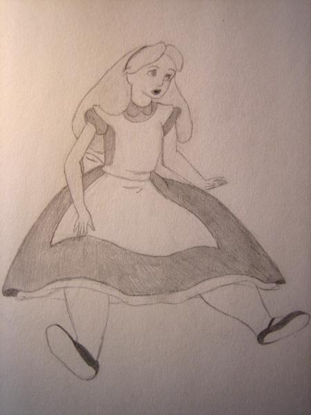 Alice by Sigilien