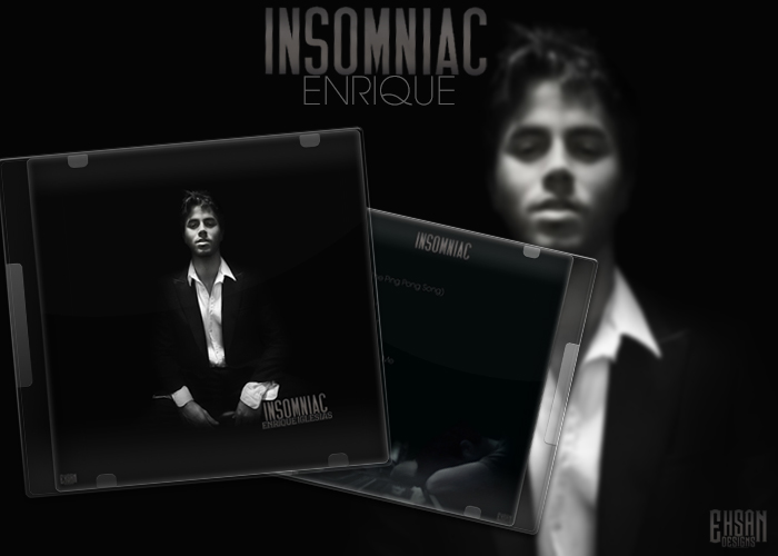 Enrique Iglesias - Insomniac by ehsandesigns on DeviantArt