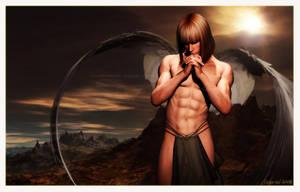 Prayers of an angel by Sazariel