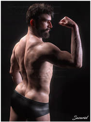 Strong: Edward Skin Test by Sazariel