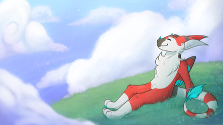 Cloudy Cloud [Comission}