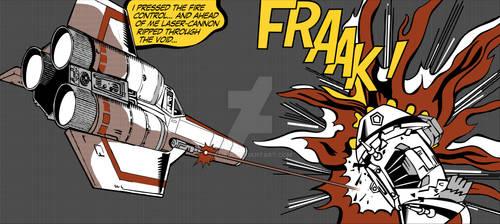 FRAAK! by cub1k