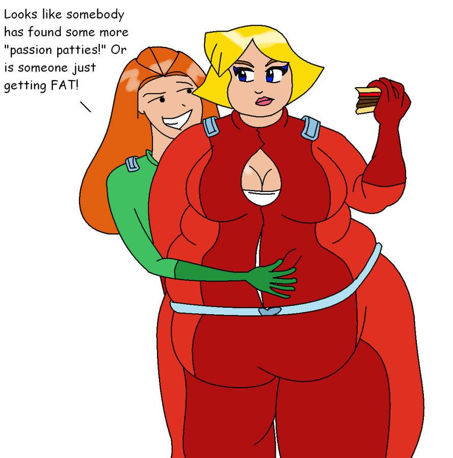 Clovers Passion Fatgirl by Errorman79 on DeviantArt
