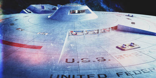 USS Breckenridge | Bar, Bridge and Phaser Turrets
