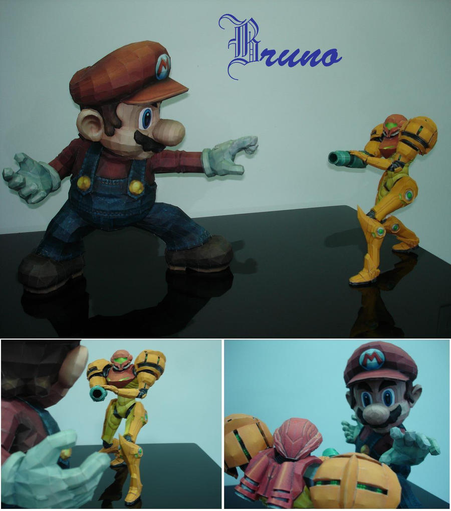 Super Smash Bros. Brawl by BrunoPigh