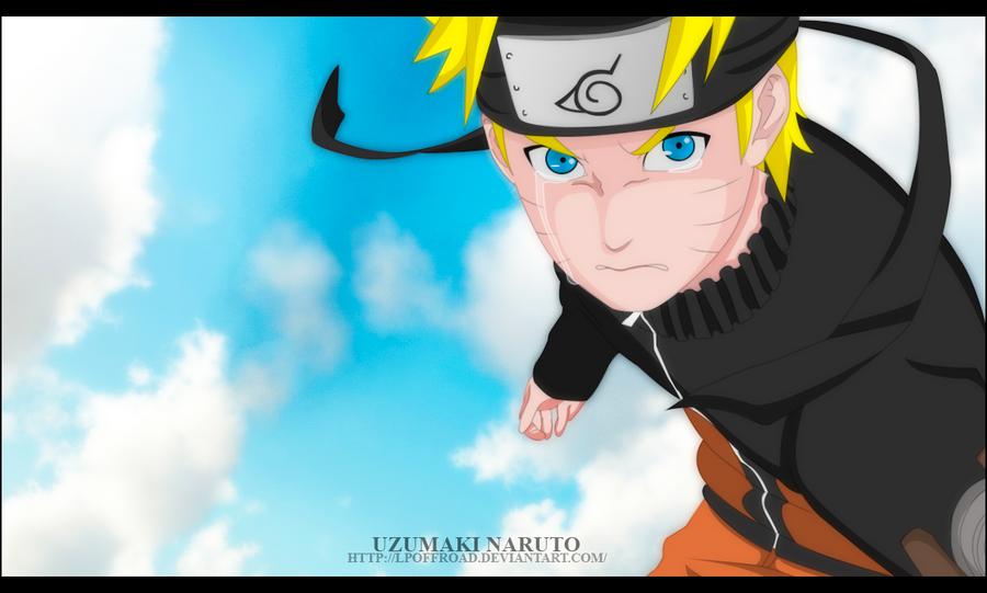 Uzumaki Naruto by LpOffroad