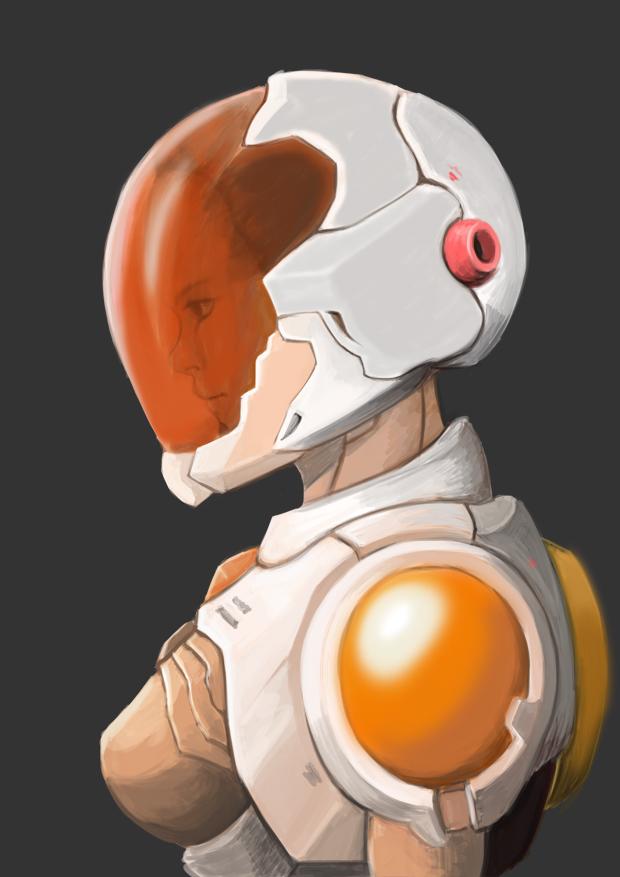 Spacesuit #03123