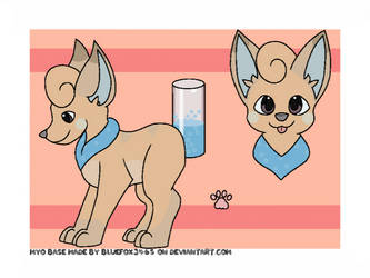 Lu: PupPoppy by EonIllustration