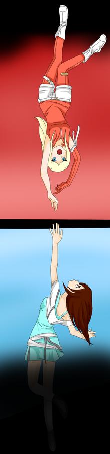 Don't let me go !