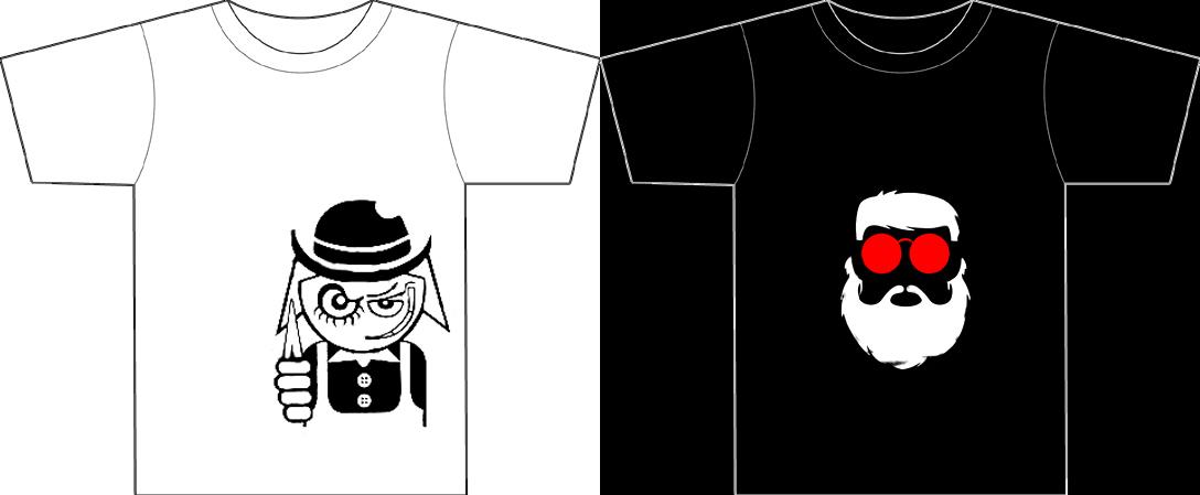 Clockwork Krke T-Shirt Design