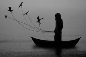 Birdcatcher by pishchanska