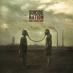Suicide Nation album cover art by pishchanska