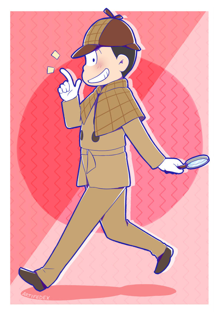 0116 Calming Detective by Artifedex