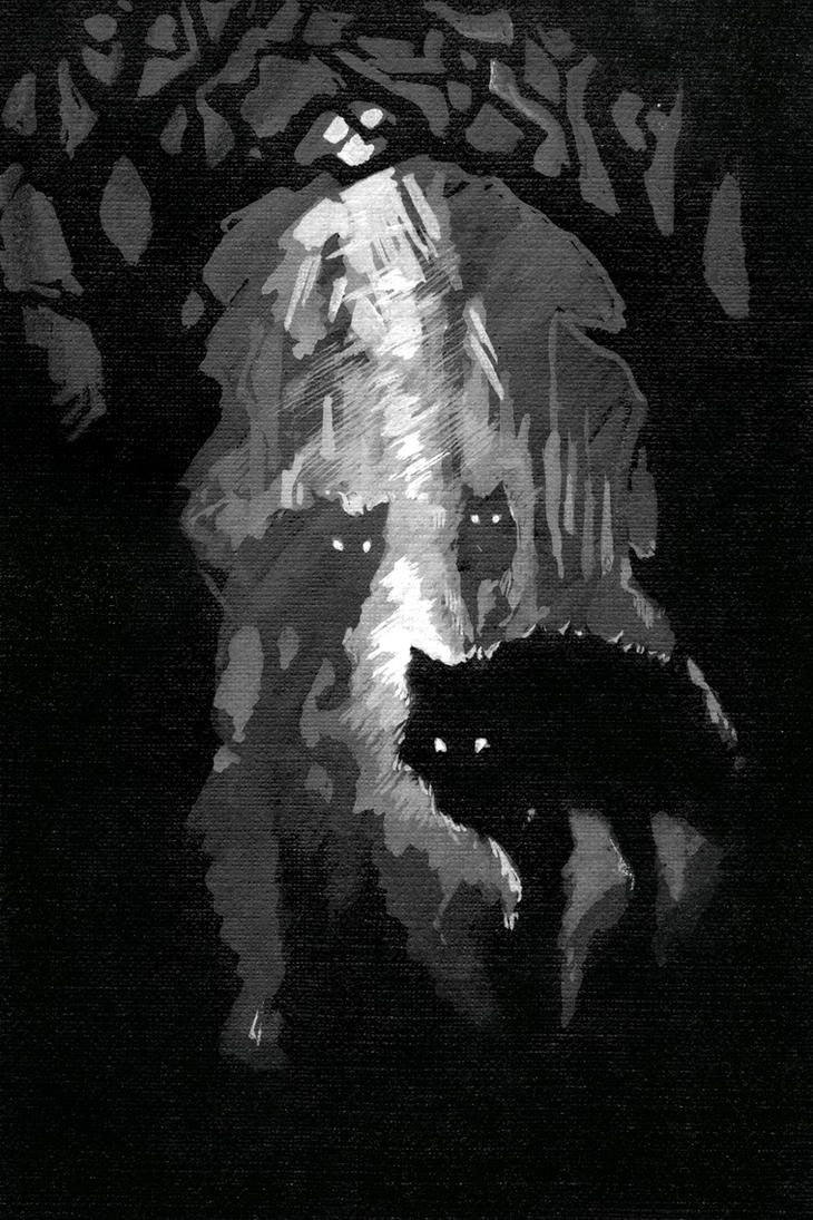 wolf by LittleTelli