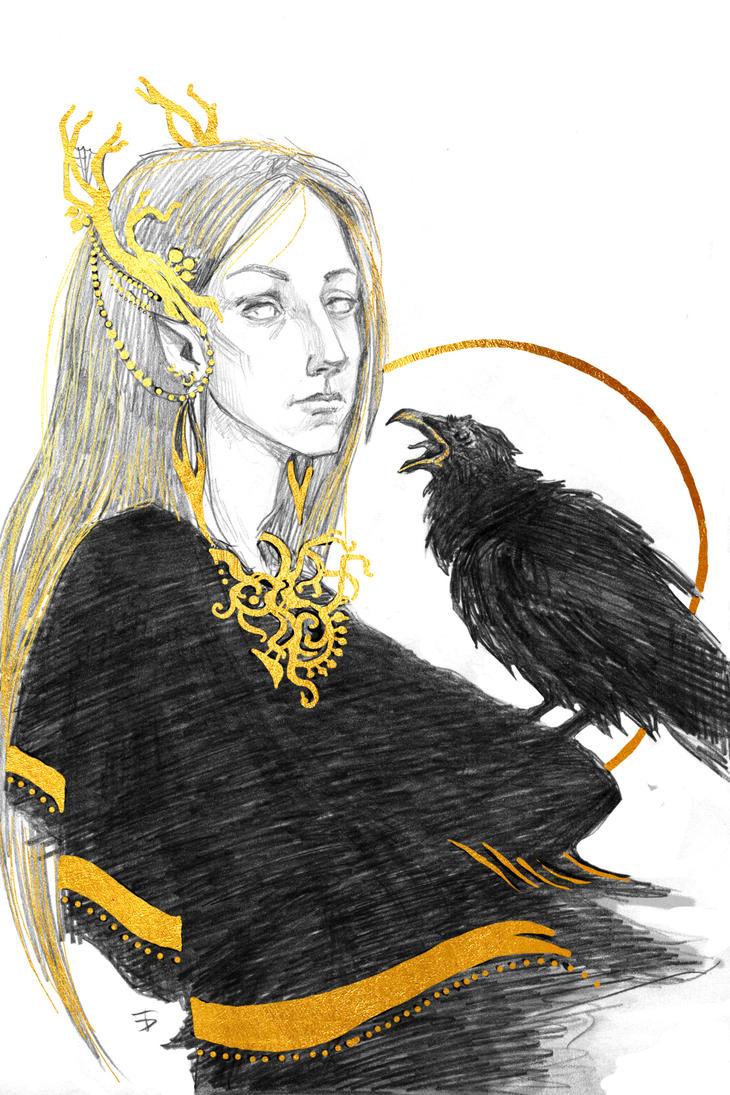 raven by LittleTelli