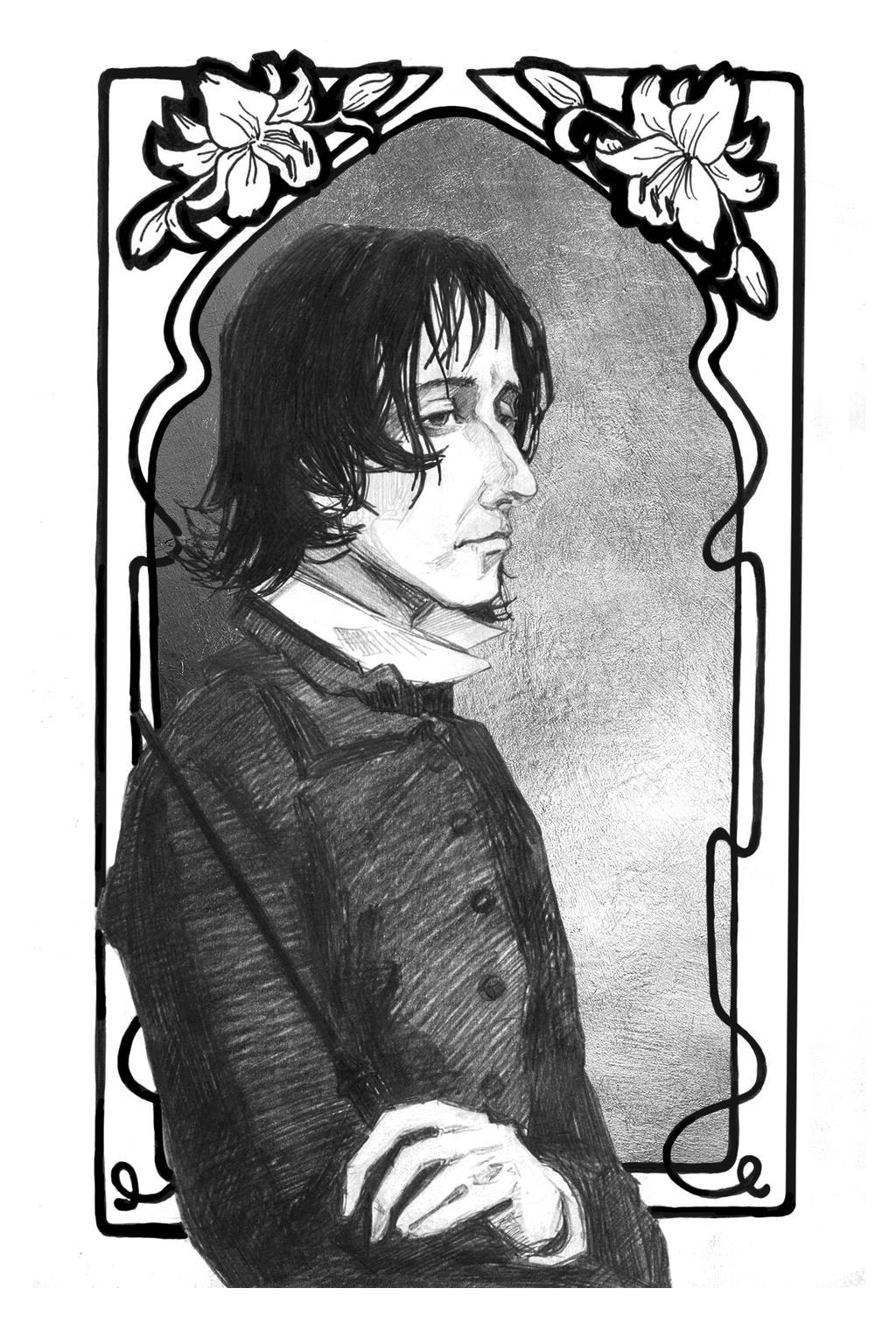 Severus by LittleTelli