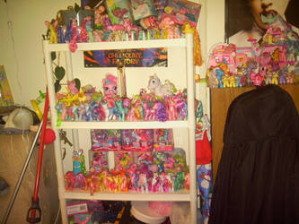 My little pony collection cont