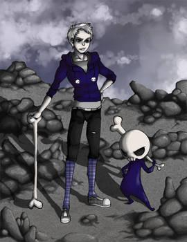 Skullboy Humanized