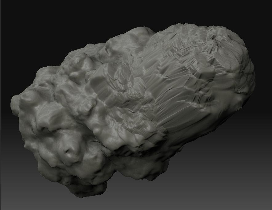 Rock - Highres by masanori25
