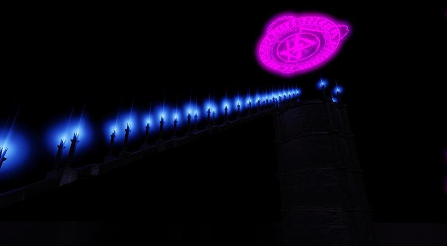 Darkness Tower by masanori25
