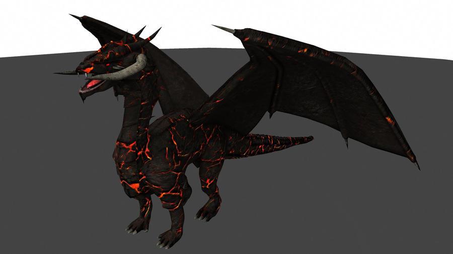 BlackDragon by masanori25