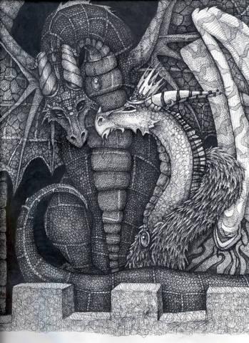 My Dragons by Mishi-ragdoll