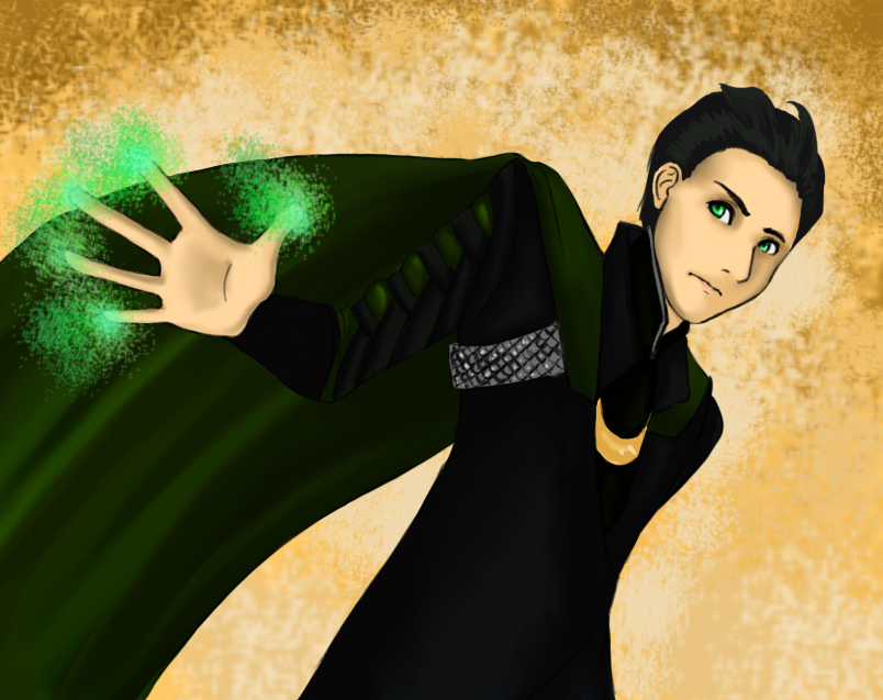 Loki by LXJW