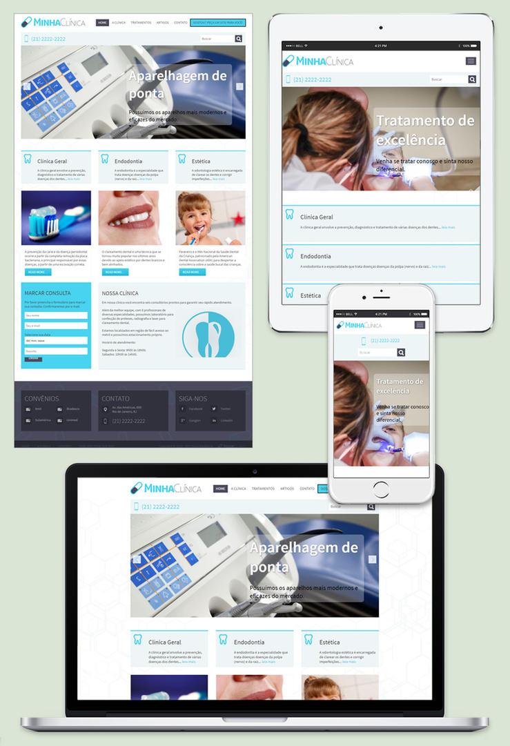 Minha Clinica na Web by rosye