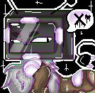 Pixel Alp ((COMMISSION)) by LorenaHD