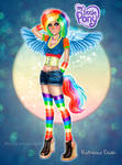 Rainbow Dash MLP