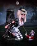 Gothic Alice and the Bad Rabbit