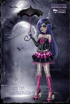 Monster High - Spectra