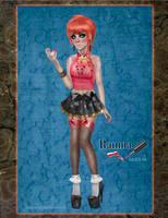 Ranma 1/2 by kharis-art