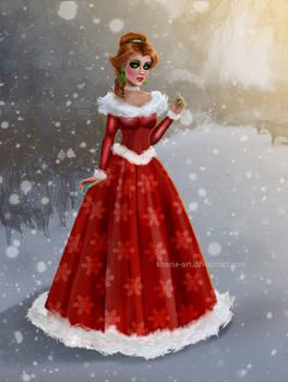 Joyeux Noel with Belle