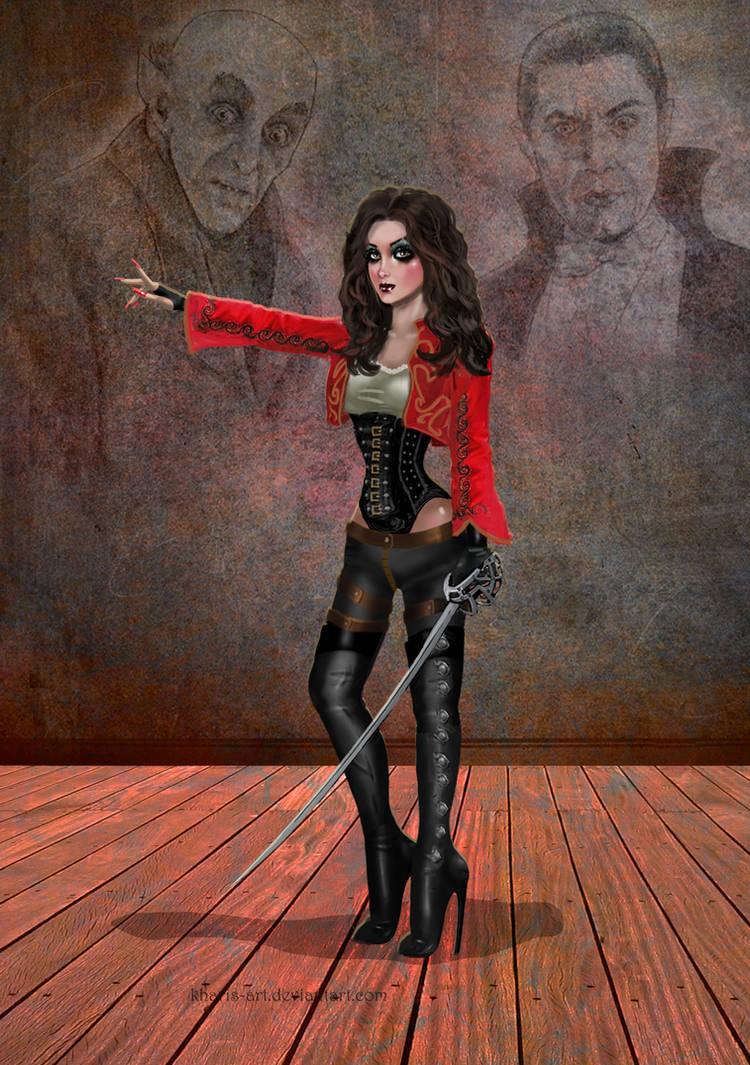 Anna Valerious - Van Helsing