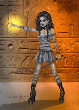 Mummy - Princess Ahmanet