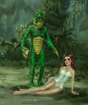 Creature and his Lady