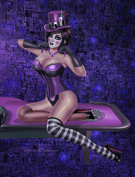 Mad Moxxi - Feeling Lucky?