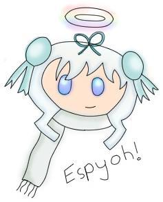Espyoh by Nucky-Girl