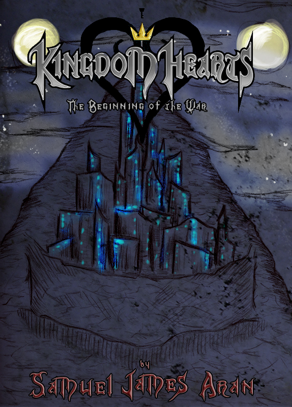 KH: TBotW book cover colored by SamuelJamesAran