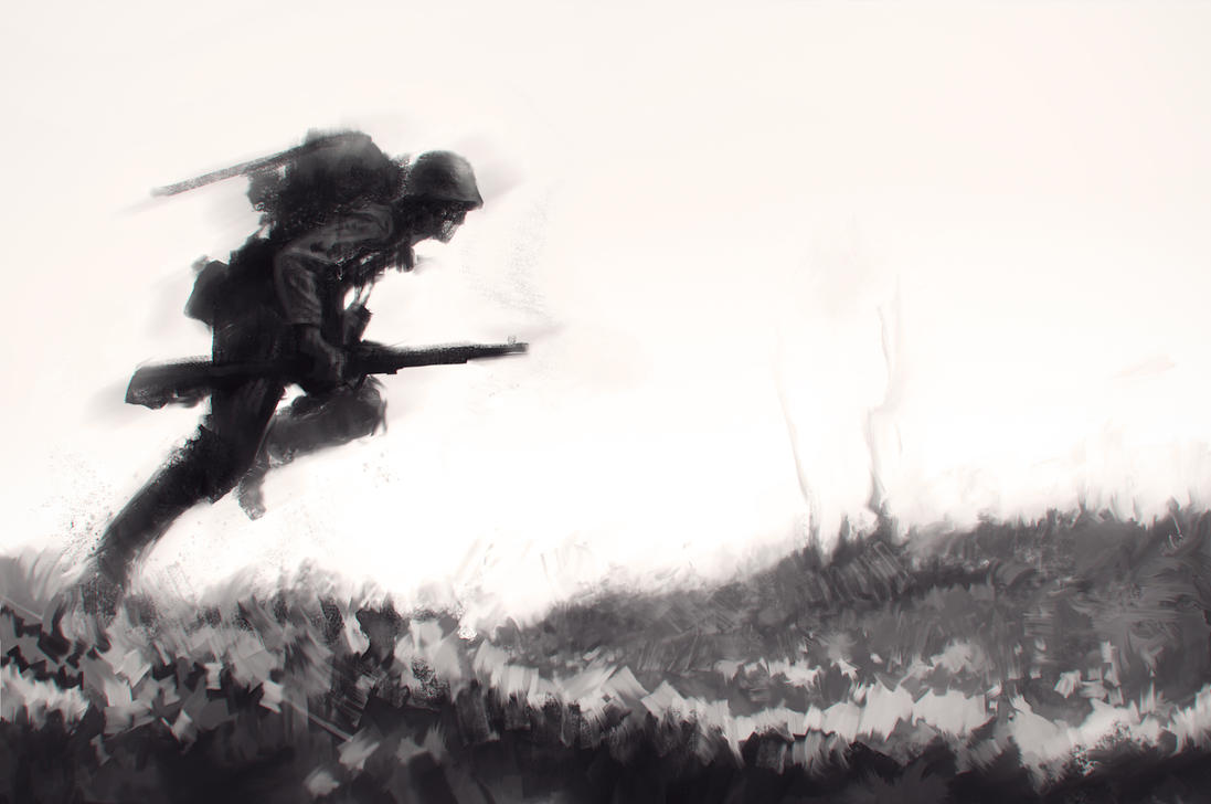 Spit painting ww2 3 by sparzz on deviantart for What is spit paint