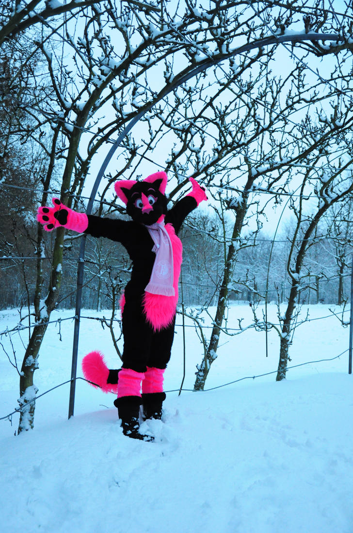 in the garden of nature by FurryFursuitMaker
