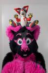 Pinky And Slushie Plushie
