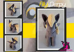 Derpy Hooves - plush FOR SALE
