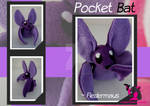 Pocket Bat - Fledermaus