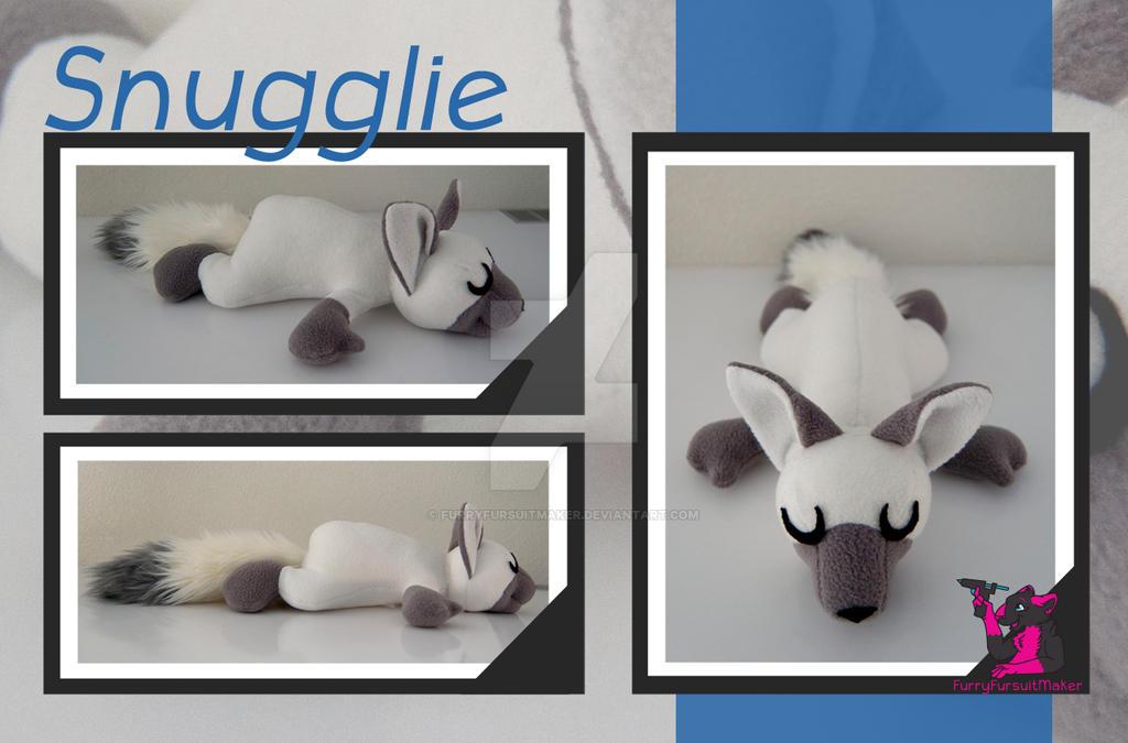 Pluis - Snugglie by FurryFursuitMaker