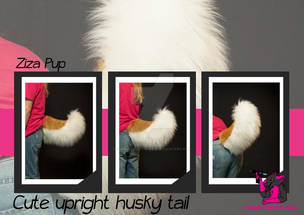 Short tail - Ziza Pup by FurryFursuitMaker