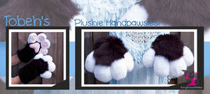 Plushie Handpawsies - Tobeh